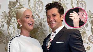 Verdächtiger Ring: Haben Katy Perry und Orlando geheiratet?