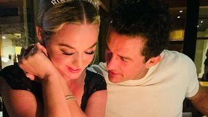 So süß gratuliert Orlando Bloom seiner Katy zum Geburtstag