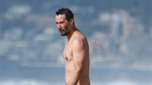 Keanu Reeves geht auch mit 56 noch als Sexsymbol durch!