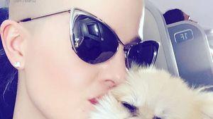 Kelly Osbourne und Hündchen Polly