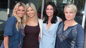 Kelly Packard, Donna D'Errico, Nancy Valen und Erika Eleniak in Los Angeles