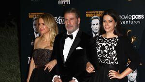 Rührend: John Travolta und Tochter gedenken Kelly mit Tanz