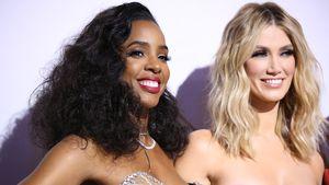 Kelly Rowland wieder schwanger: Delta Goodrem überglücklich