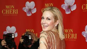 Etappensieg! Kelly Rutherford darf Kinder in die USA bringen