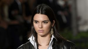 Kendall Jenner bei der NYFW auf dem Catwalk für Ralph Lauren