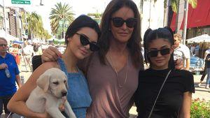 Kendall Jenner, Caitlyn Jenner und Kylie Jenner