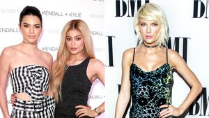 Kendall Jenner, Kylie Jenner und Taylor Swift