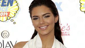 Sleek & sexy: Kendall Jenner rockt den Wet Look
