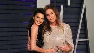 Kendall Jenner teilte einen Werbespot von Caitlyn als Mann!