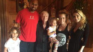 Kendra Wilkinson: Familienausflug zur Playboy Mansion
