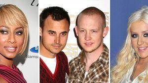 Christina Aguilera, The Fray und Keri Hilson
