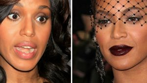 Beyonce und Kerry Washington