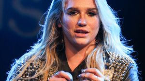 "Kesha beim ""Rhonda's Kiss All-Star Benefit Concert"""