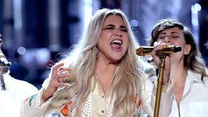 Kraftvoll: Sängerin Kesha rührt mit ihrem Grammy-Auftritt!