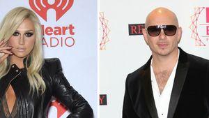 Im Duett mit Ke$ha: Pitbull erstmals Nummer 1