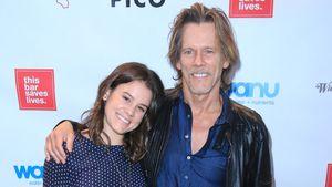 Absolut cool: Kevin Bacon & seine Tochter auf dem Red Carpet