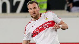 Kevin Großkreutz bei einem Spiel der zweiten Bundesliga