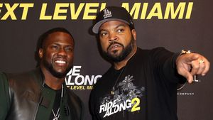 Kevin Hart und Ice Cube