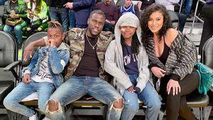 Süße Family-Time: Kevin Hart genießt Zeit mit Frau & Kids