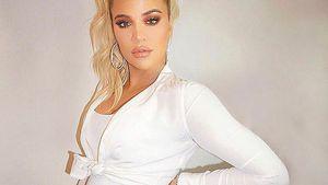 So groß schon! Neues Kugel-Pic von Bald-Mom Khloe Kardashian