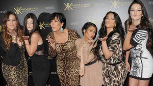 Khloe, Kylie, Kris, Kourtney, Kim und Kendall 2011