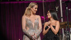 Khloe und Kourtney Kardashian beim Angel Ball 2016