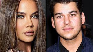 Robs Diät-Erfolg: Khloé Kardashian findet ihren Bruder heiß