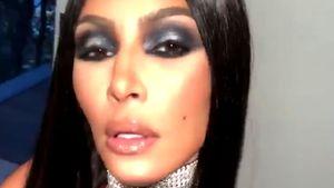 Halloween-Kritik: Kim K entschuldigt sich für Aaliyah-Kostüm