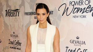 Schwangere Kim Kardashian: Stolz auf mutige Caitlyn Jenner