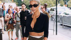 Für neuen Nackt-Shoot: Nur noch 700 Kcal für Kim Kardashian?