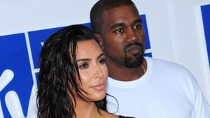 "Kim Kardashian und Kanye West bei den ""MTV Video Music Awards 2016"""