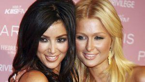 Wieder versöhnt? Paris Hilton in Kim K.s Social-Media-Clips!