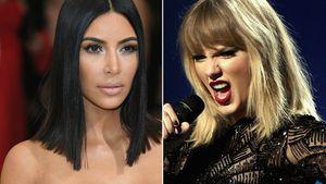 Diss-Schiss: Kim K hat Angst vor Taylor Swifts neuem Song!