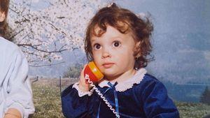 Wie Sophia: So sah Daniela Katzenberger als kleines Kind aus