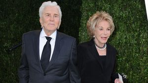 Kirk Douglas (102) und Frau Anne (100): So begann ihre Liebe