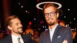 Klaas Heufer-Umlauf und Joko Winterscheidt beim Comedypreis 2014