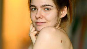 Ungeschminkte Wahrheit: GNTM-Klaudia zeigt sich ohne Make-up