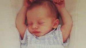 So entzückend ist Wayne & Coleen Rooneys Baby!