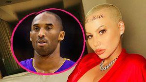Das hat Amber Rose' Gesichtstattoo mit Kobe Bryant zu tun