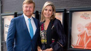 Date-Night: König Willem und seine Máxima besuchen Theater