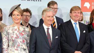 Hoher Besuch: Niederländische Royals eröffnen Buchmesse!
