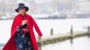 Stylish mit Hut: Königin Máxima mal wieder modisch unterwegs