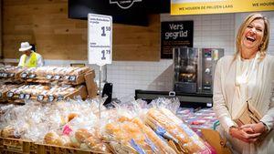 Royale Überraschung: Hier besucht Königin Máxima Supermarkt
