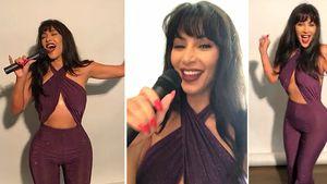 Ausgelassen & fröhlich: So feiert Kim Kardashian Halloween