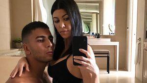 Genau wie Kim: Kourtney Kardashian feiert Liebes-Jubiläum!