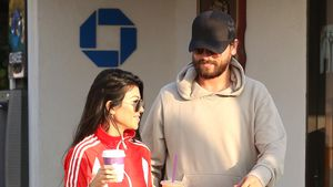Kourtney Kardashian und Scott Disick 2016 in LA
