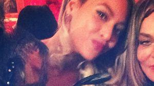 Kris Jenner und Tina Knowles