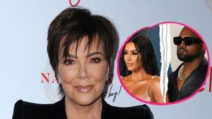 Kim und Kanyes Scheidung: Kris Jenner bricht das Schweigen!