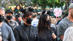 Schwangere Kylie ging mit Mama Kris Jenner ins Disneyland