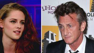 Kristen Stewart und Sean Penn